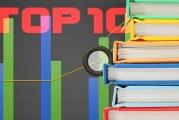 10 อันดับหนังสือที่ถูกยืมมากที่สุดแห่งปี 2560