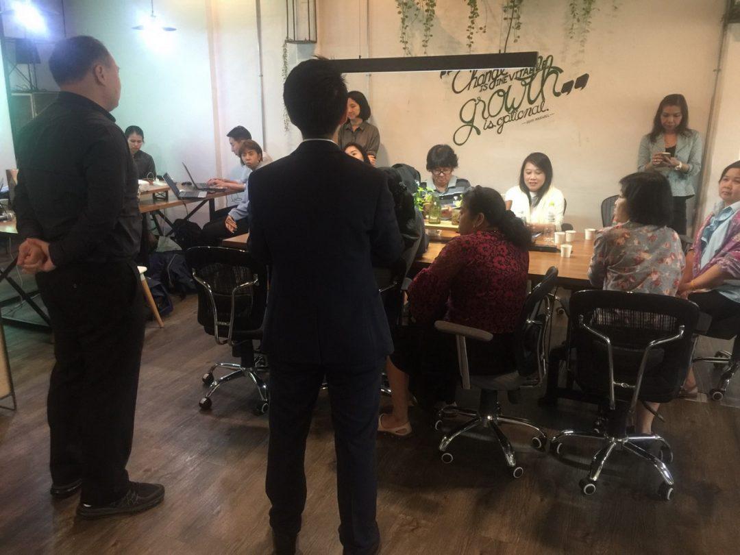 การประชุม (สังสรรค์) ในกลุ่มสมาชิก TU-THAIPUL ครั้งที่ 3