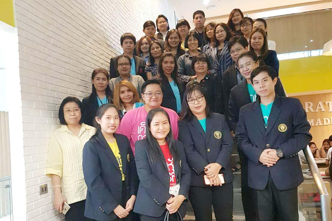 ประชุมคณะอนุกรรมการพัฒนาระบบและเครือข่ายห้องสมุดสถาบันอุดมศึกษาเอกชน ครั้งที่ ๑/๒๕๖๑ อพส.-thaipul