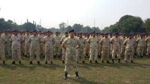 วันอาสารักษาดินแดน Volunteering day กองกำลังอาสารักษาดินแดง
