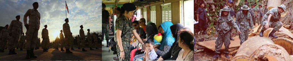 อาสารักษาดินแดน-ทหาร-soilder-volunteering