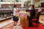 ร่วมแสดงความยินดีกับ นักเรียนที่สำเร็จการศึกษา โรงเรียนวัดนวลนรดิศ