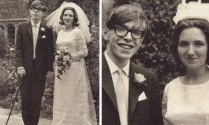 Stephen William Hawking-สตีเฟน ฮอว์กิงชีวิตสมรส