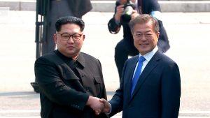 ประชุมสุดยอดเกาหลี-north-and-south-korean-summit