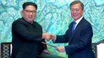 การประชุมสุดยอดครั้งประวัติศาสตร์ระหว่างผู้นำสองเกาหลี 27 เม.ย. 2561