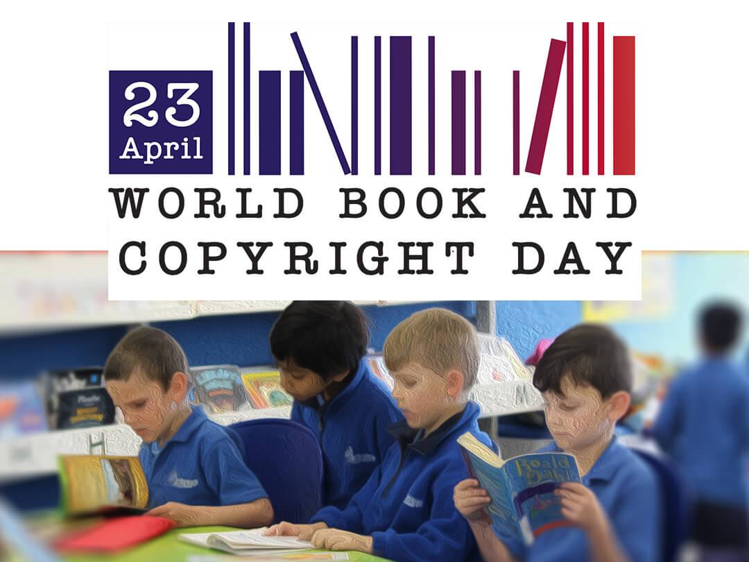 วันหนังสือและลิขสิทธิ์สากล-World Book and Copyright Day 23 April