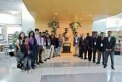 ยินดีต้อนรับคณาจารย์ นักศึกษา คณะวิศวกรรมศาสตร์ มหาวิทยาลัยเวลส์ ประเทศอินเดีย (Vels University) เยี่ยมชม ห้องสมุด