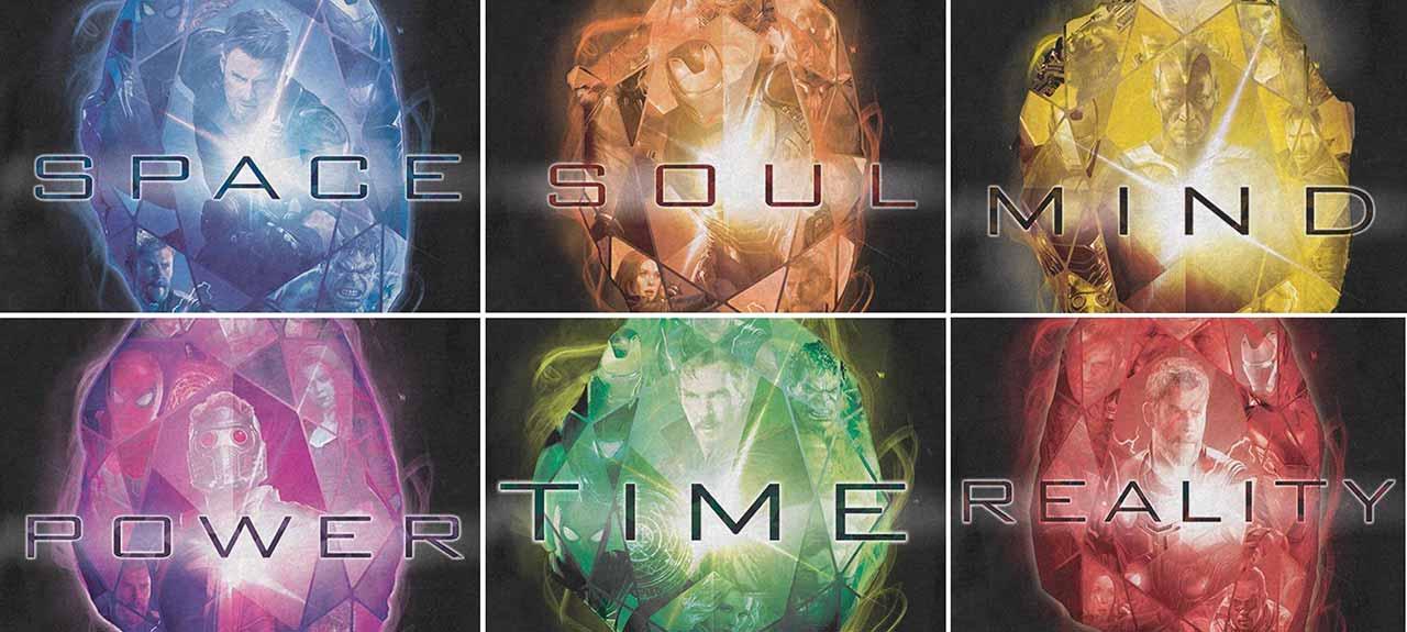 infinity stone the Avengers infinity war