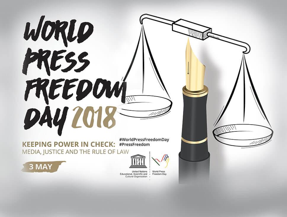 วันเสรีภาพสื่อมวลชนโลก-World Press Freedom Day