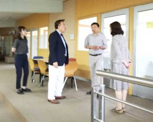 DR CHEOL JE CHO-ENOZ-ห้องสมุด-มหาวิทยาลัยสยาม-library-siam university