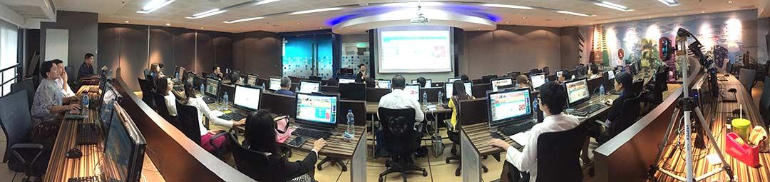 อบรม-EBSCO-ห้องสมุด-มหาวิทยาลัยสยาม
