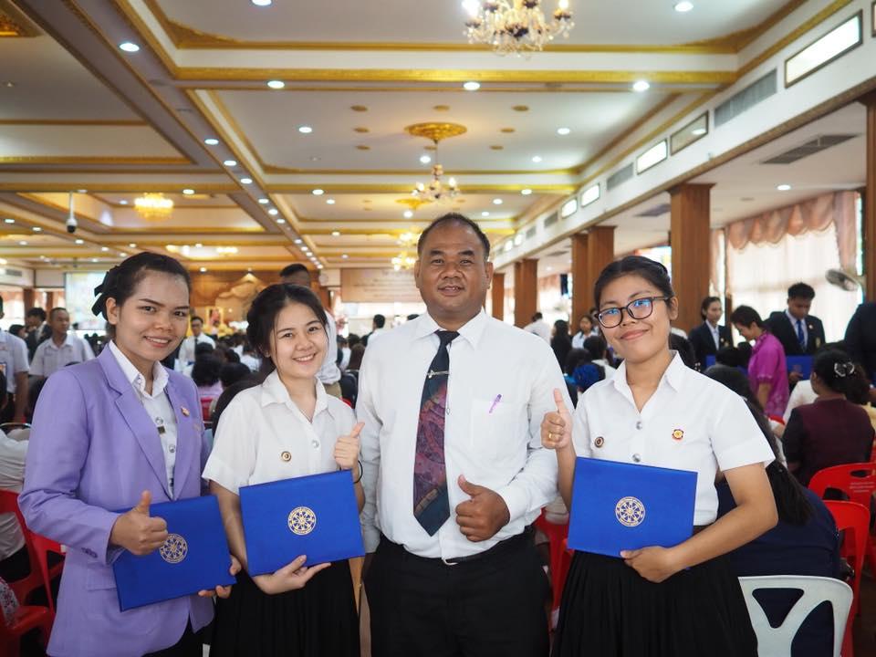 นักศึกษา-ม.สยาม-รับรางวัลความประพฤติดี-2561-ครั้งที่ 57_03
