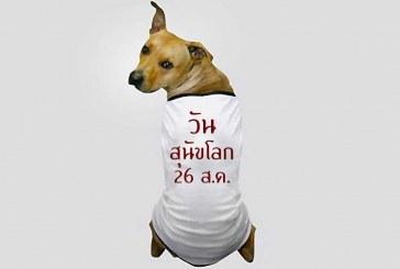 วันสุนัขโลก วันสุนัขแห่งชาติ (National Dog Day)