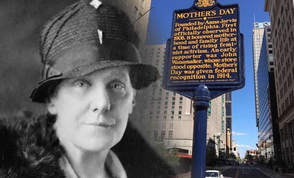 Anna Marie Jarvis-วันแม่แห่งชาติ