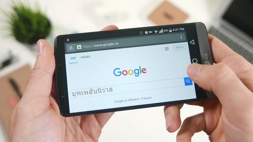 คนไทยใช้อินเตอร์เน็ต Google ค้นหาอะไรมากที่สุด 2018