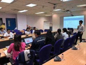 การประชุมเครือข่ายความร่วมมือ กลุ่มสมาชิก TU-THAIPUL ครั้งที่ 3/2561