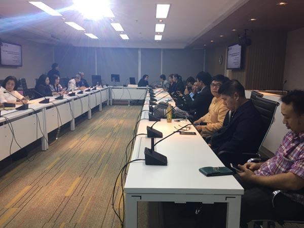 การประชุมคณะอนุกรรมการพัฒนาระบบและเครือข่ายห้องสมุดสถาบันอุดมศึกษาเอกชน (อพส.)  ครั้งที่ 4/2561