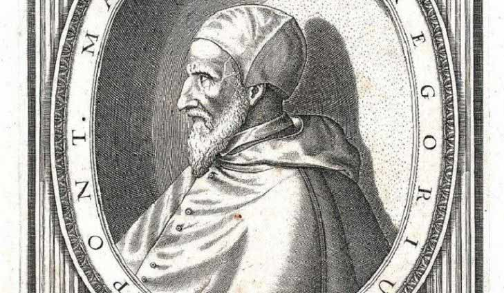 Pope Gregory XIII-ปฎิทินแกรกอเรียน
