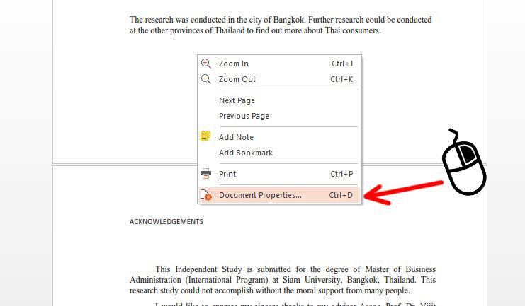 pdf bookmarkd แสดง หน้าต่าง ด้านข้าง อัตโนมัติ ตั้งค่า
