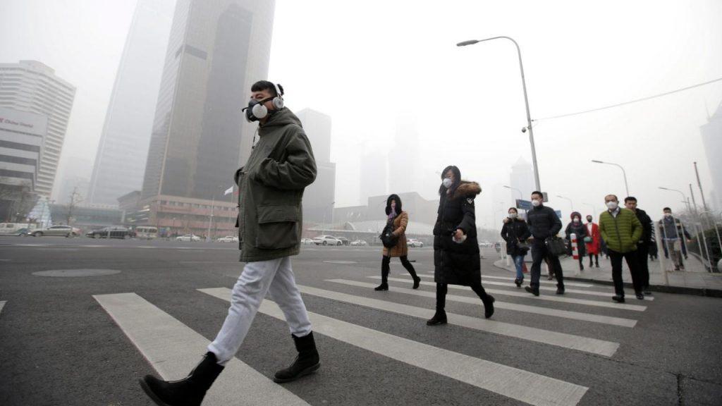 ฝุ่น มลพิษทางอากาศ กรุงเทพมหานคร