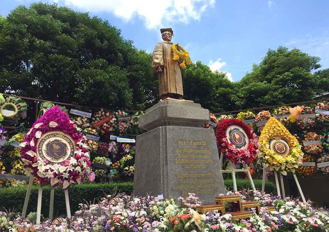 ดร.ณรงค์ มงคลวนิช (2480-2521) 15 สิงหาคม 2562