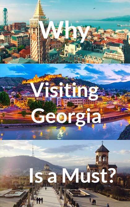 คนไทยค้นหา จอร์เจีย สถานที่ท่องเที่ยวต่างประเทศ