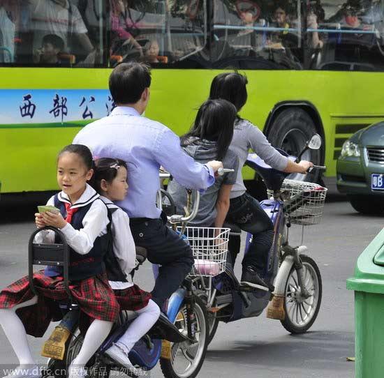 จักรยานไฟฟ้า ฝุ่น pm2.5