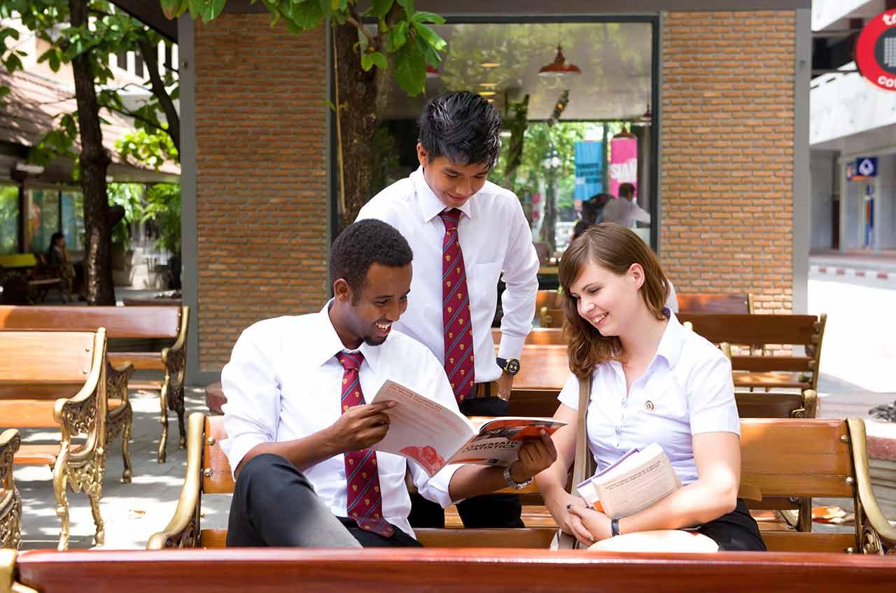 BBA International Program Siam University