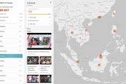 Microsoft Bing เปิดตัวเว็บไซต์ ติดตามการติดเชื้อ coronavirus (COVID-19) ทั่วโลก