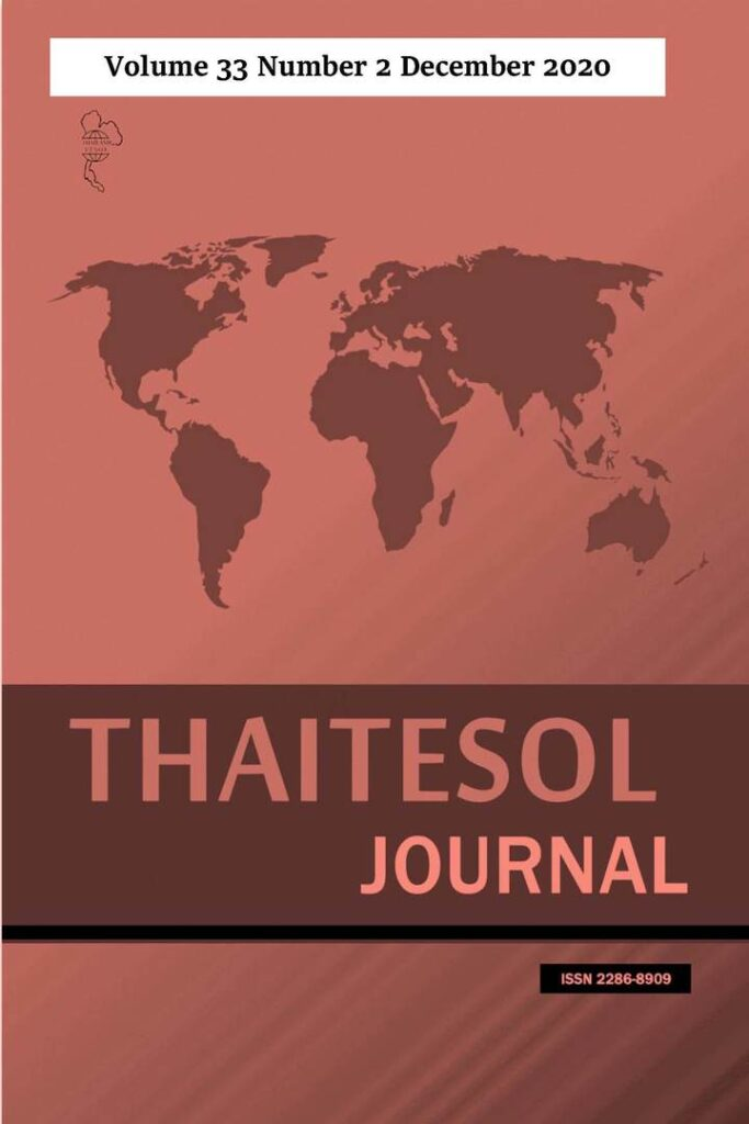 THAITESOL JOURNAL