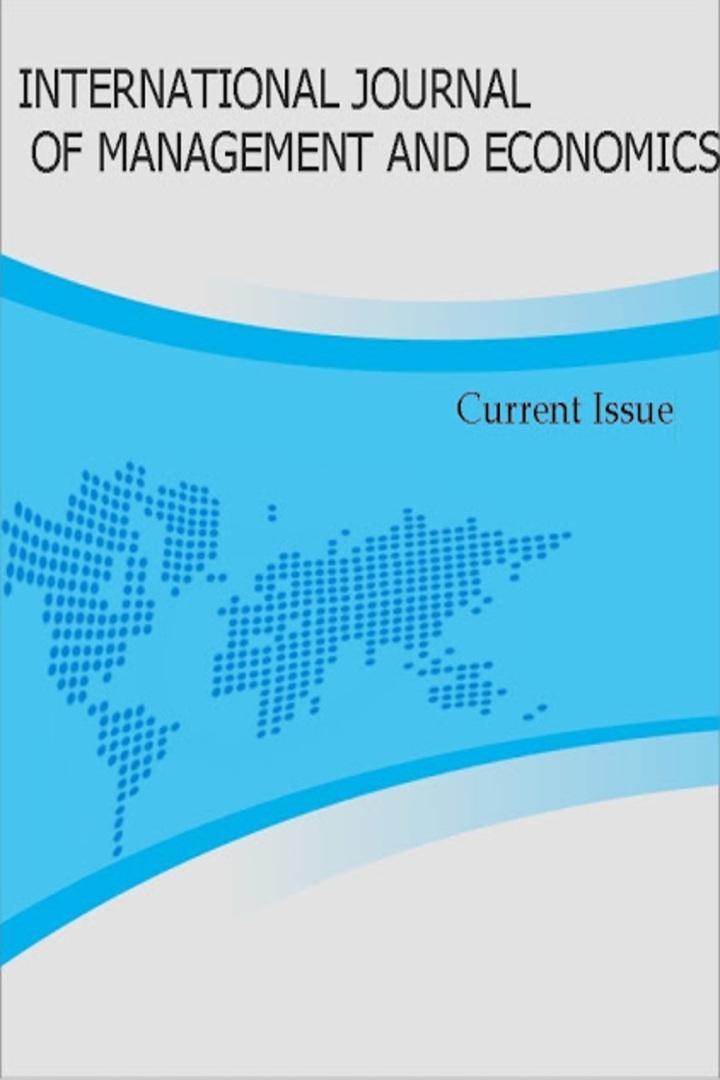 International Journal of Management and Economics