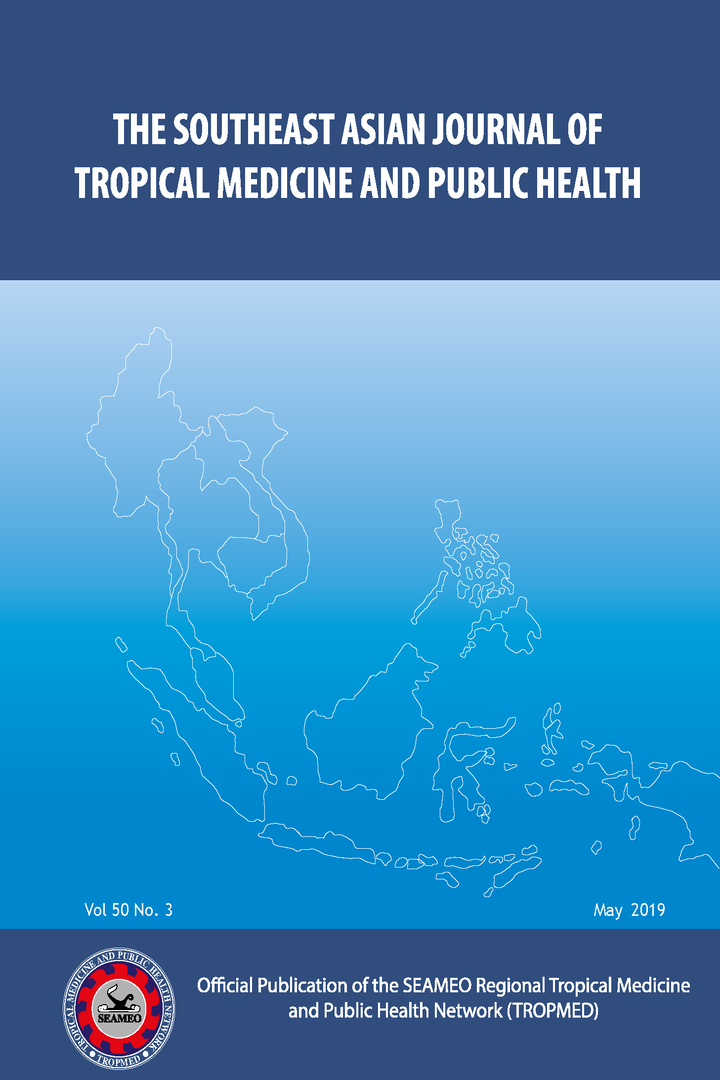 The Southeast Asian Journal of Tropical Medicine and Public Health