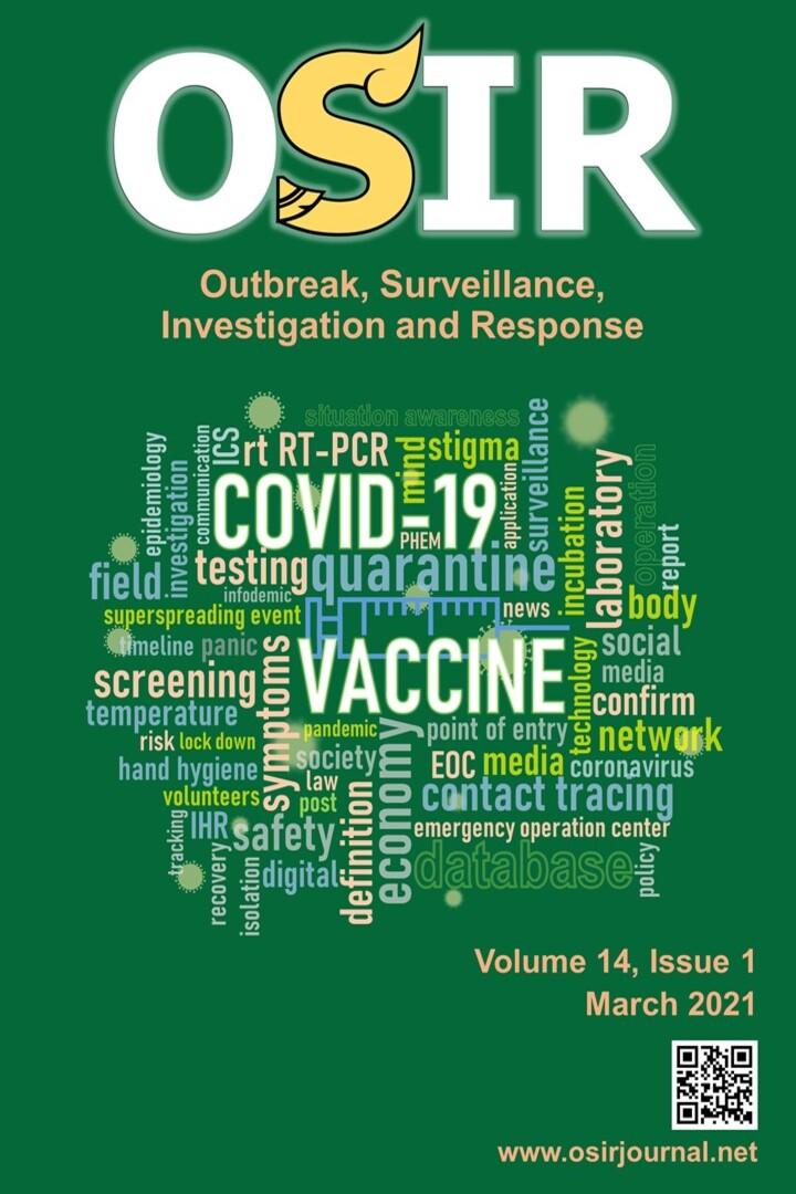 Outbreak, Surveillance, Investigation & Response