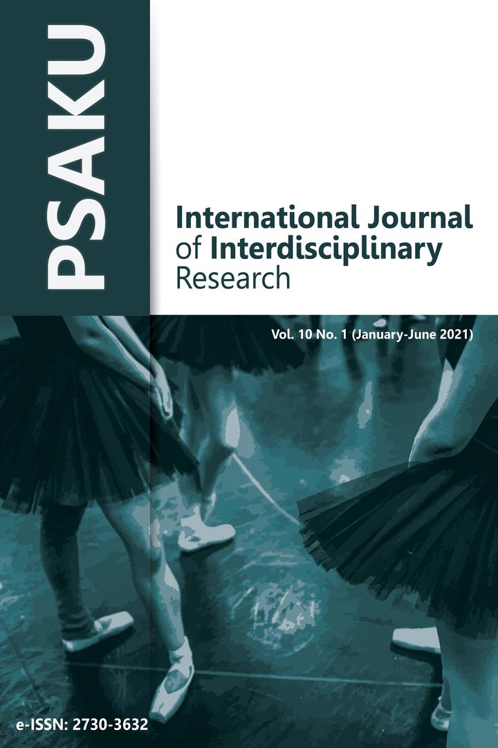 PSAKU International Journal of Interdisciplinary Research