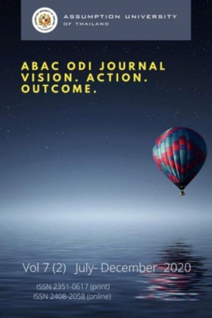 ABAC ODI JOURNAL VISION. ACTION. OUTCOME.