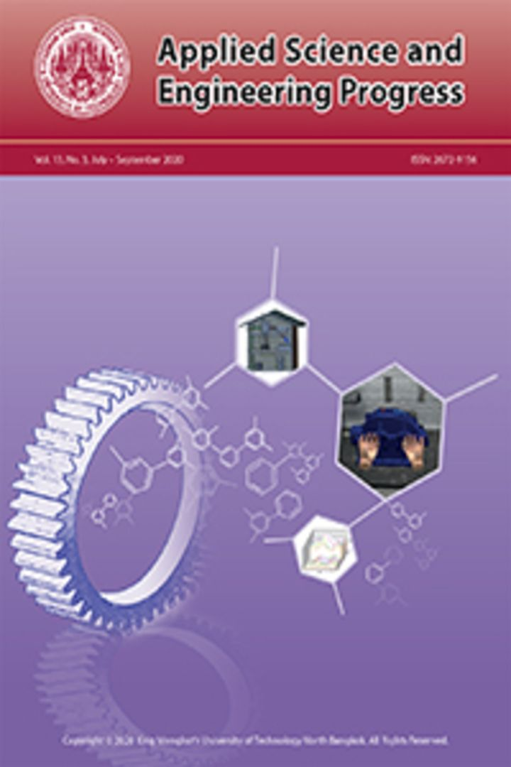 Applied Science and Engineering Progress